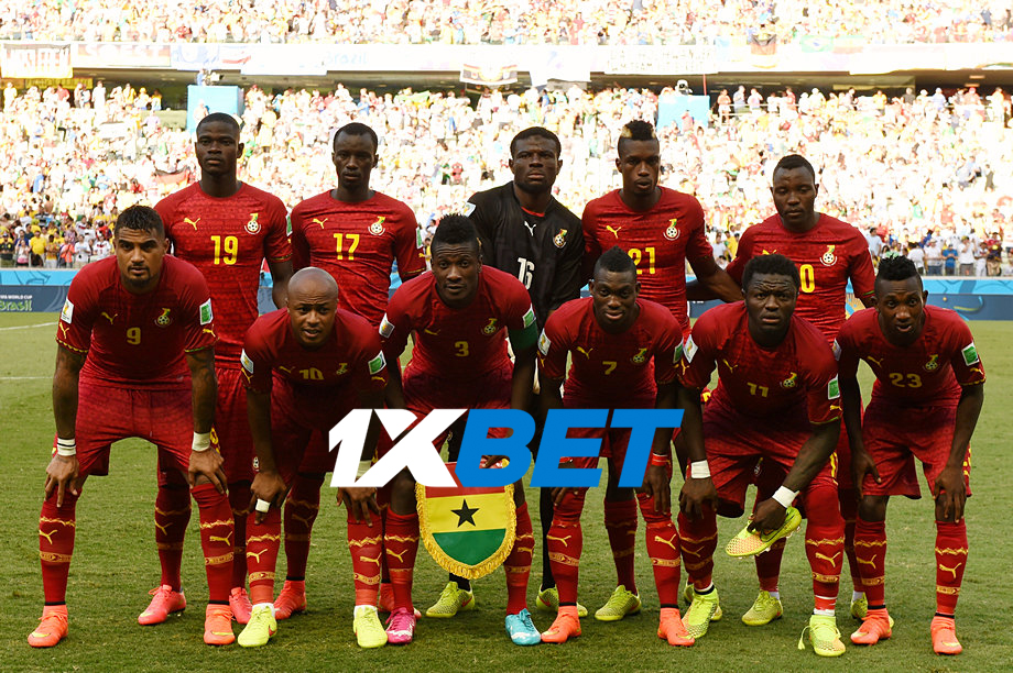 1xBet maximum payout in Ghana